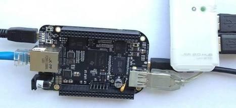 วิธีต่อ USB เพิ่มกับ beaglebone   Beaglebone   Scoop.it