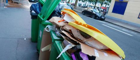 Payer en fonction de ce que l'on jette pour réduire ses poubelles | Revue de presse écologiste | Scoop.it