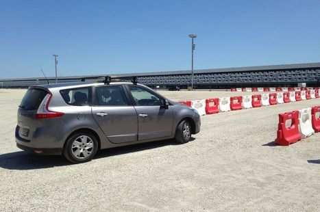 A Bordeaux, les véhicules autonomes se familiarisent avec leur environnement   Transport terrestre- ground transportation   Scoop.it