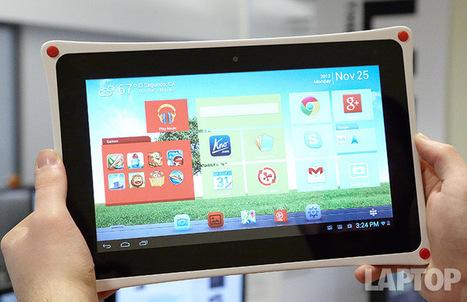Fuhu Nabi XD | Kids tablet and app reviews | Scoop.it