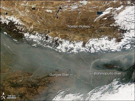 L'effet de la pollution sur la fonte des neiges en Himalaya >>> ECHOSCIENCES Grenoble - 2/09/2013 | Univers, Terre & Environnement | Scoop.it