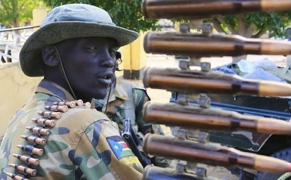 South Sudan Rebels on Move to Capture Capital | Gossip and Breaking News | Scoop.it