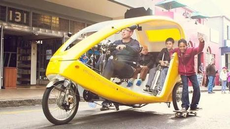 Mellowcabs jolts rickshaws into the 21st Century | inspiring | Scoop.it