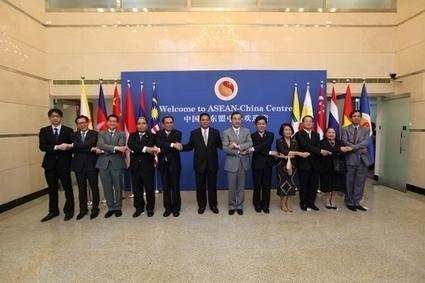 王毅外长和东盟驻华使节共同参观中国—东盟中心| glObserver Global Economics | glObserver Asia | Scoop.it