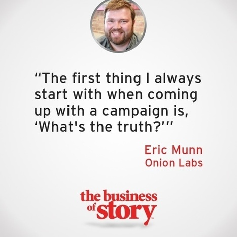 Why Your Business Stories Are a Joke (or Should Be) | Story and Narrative | Scoop.it