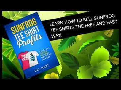 SunFrog Tee Shirt Profits - YouTube | Around The Farm | Scoop.it