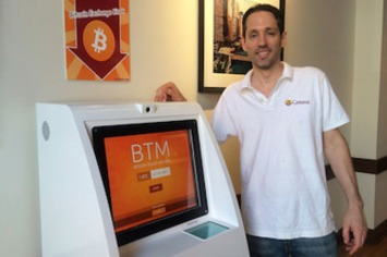 Chicago's First Bitcoin ATM Debuts in Lakeview - DNAinfo   money money money   Scoop.it