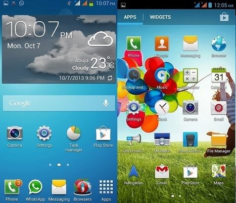 Update Canvas HD to Jelly bean 4.3 | CrunchyFeed | How to Guide | Scoop.it