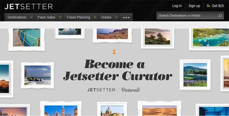Sitio de viajes integró Pinterest y logró incrementar en 150% sus visitas a la web   Travel & Tourism 2.0   Scoop.it