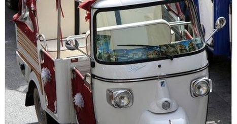 piaggio | Calessino Parade - collectable Italian style on three wheels | Scoop.it