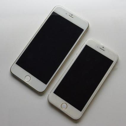 Linh kiện điện thoại và màn hình iphone 6 có gì khác   Amazing Human Video   Scoop.it