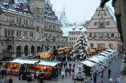 Les 30 plus beaux Marchés de Noël en Allemagne | Allemagne tourisme et culture | Scoop.it