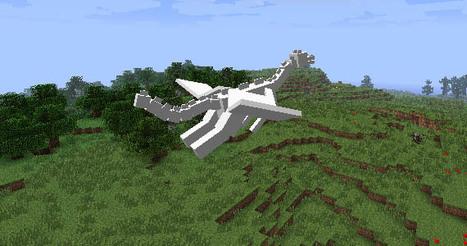 Minecraft Adds Dragons! | Game Rant | iRupax | Scoop.it