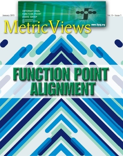 The January, 2015 edition of MetricViews is now available Online! | DEVIS ET GESTION DE PROJETS | Scoop.it
