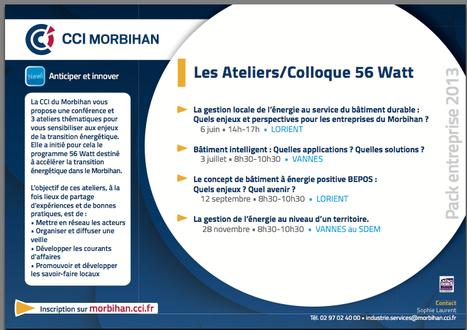 Atelier: Le concept de Bâtiment à énergie positive: quels enjeux ? quel avenir ? le 12 septembre à Lorient -   architecture..., Maisons bois & bioclimatiques   Scoop.it