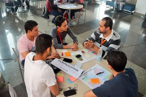 Mentors with MIE9 Teams | MIE9 Training - Held at ITI, Smart Village Giza during April 2014. | Scoop.it