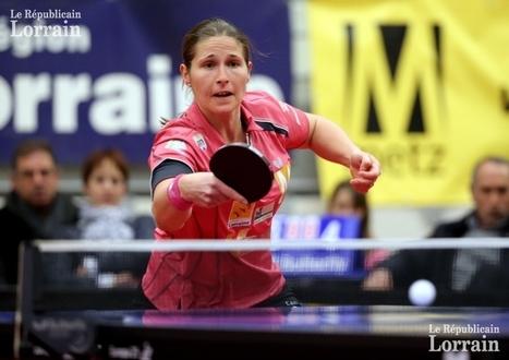 Tennis de table : « L'attente est longue », dit Carole Grundisch, qui espère se qualifier pour les JO | ping pong 44 | Scoop.it