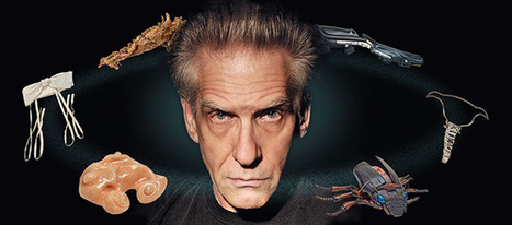 David Cronenberg in all his weirdness - Macleans.ca | 'Cosmopolis' - 'Maps to the Stars' | Scoop.it