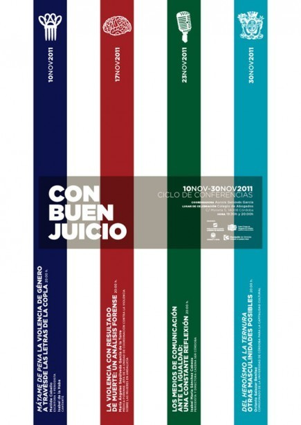 Con buen juicio. Ciclo de conferencias | Agenda Cordobesa | Cuidando... | Scoop.it