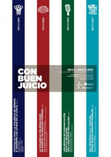 Con buen juicio. Ciclo de conferencias | Agenda Cordobesa | Cuidando... | Scoop.it