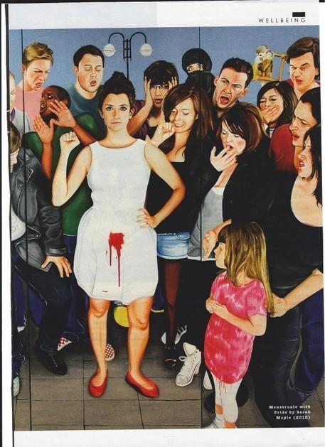 Etiquette for menstruation | Tracking Menstruation Digitally | Scoop.it