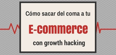 Cómo usar el growth hacking en tu e-commerce para sacarlo del coma - Growth Hacking Labs | Links sobre Marketing, SEO y Social Media | Scoop.it