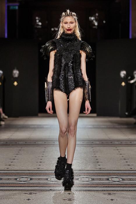 La dentelle, un artisanat en constante évolution - Fashion Spider - Fashion Spider – Mode, Haute Couture, Fashion Week & Night Show | fashion-spider sur Scoop.it! | Scoop.it