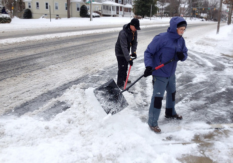 After another dash of snow, record-breaking cold possible Tuesday   News on Knotch   Scoop.it