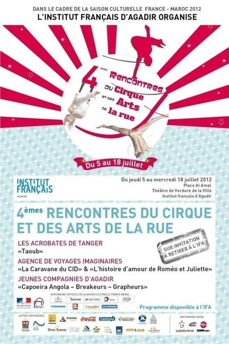 Agadir 4èmes Rencontres du Cirque. | Agadir | Scoop.it