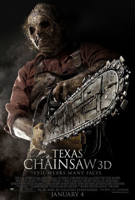 Texas Chainsaw 3D (2013) | HD 720p Xvid | Movie | Christian Meager | Scoop.it
