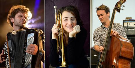 Victoires du Jazz : Vincent Peirani, Airelle Besson et Stéphane Kerecki honorés | In the attic : geekeries culturelles | Scoop.it