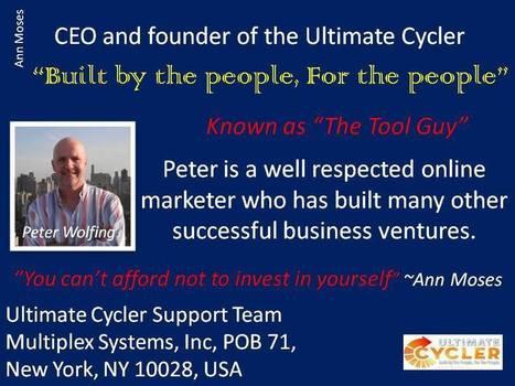CEO UC | Blog | Engineer Betatester | Scoop.it