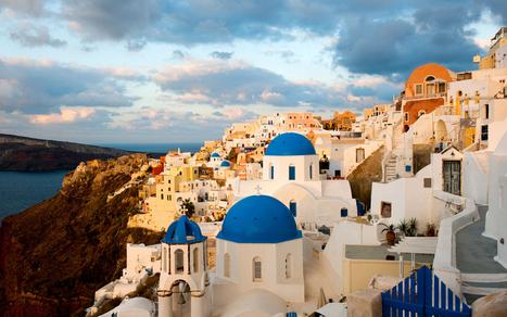 23 Photos Proving Santorini is Actually Heaven on Earth | Travel + Leisure | Travel To Santorini | Scoop.it