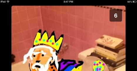 Extremely Creative and Amusing Snapchat Photos | Art | Scoop.it