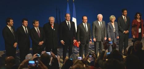 [Environnement] François Hollande inaugure le forum Medcop21 à Marseille - GoMet' | Mes passions natures | Scoop.it