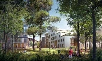 Belleville. Bouygues Immobilier va réaliser la première tranche de l'éco-quartier - Le Progrès | les éco-quartier | Scoop.it