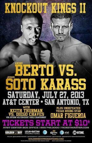 Knockout Kings II - Berto vs. Soto Karass Live Extreme PPV 12 - Rounds Boxing Coverage & More On HD.TV - 27Th,Jul!   Atdhe 247 Live   Scoop.it