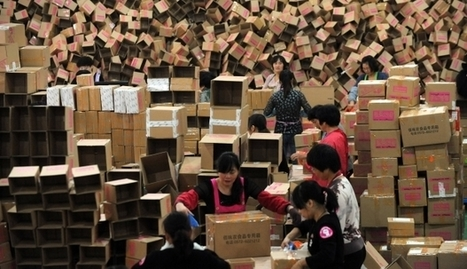 Russia is new target for China's e-commerce platforms despite rouble crisis | Find Customers and Business in Russia! by Giulio Gargiullo | Scoop.it