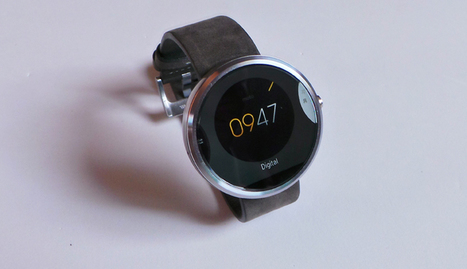 Motorola Moto360 | Noticias Wearables | Scoop.it