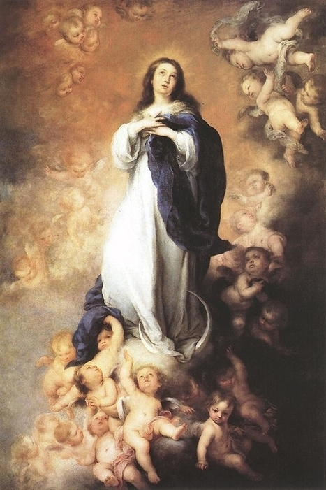 Life and Paintings of Bartolomé Esteban Murillo (1617 - 1682) | About Art & Creativity | Scoop.it