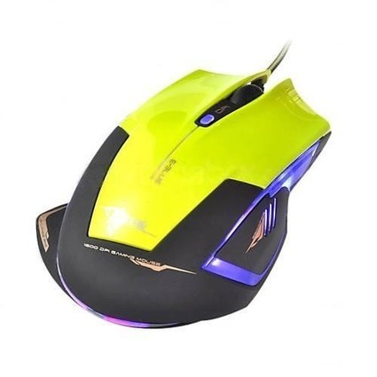Cheap E-3LUE Ergonomic High-Precision 4-Mode DPI Shift LED USB 2.0 Gaming Mouse - PayPal - Free Shipping | Back To School Supplies | Scoop.it