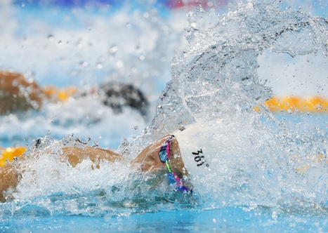 Sun Yang Charges To Gold In 200 Free Final; le Clos Takes Home Silver - Swimming World News | Competitive swimming | Scoop.it