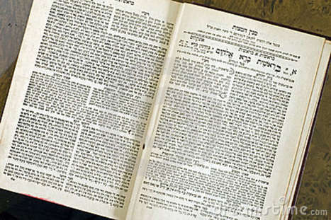Tanakh- Complete Jewish Bible with Rashi Commentary | CEC Bible Scoops | Scoop.it