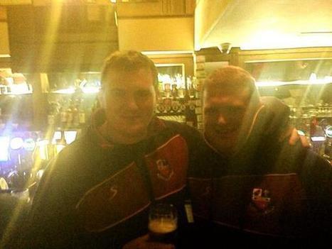 Twitter / PJBann_8: Great couple of nights in ... | Busker Brownes | Scoop.it