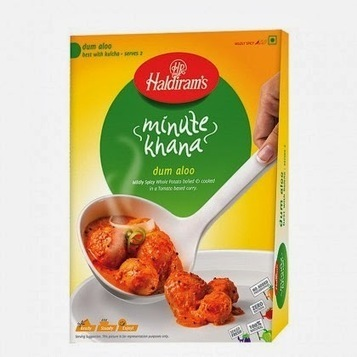Haldiram's Online - Google+ - Ready to Eat Dum Alu consist of whole boiled  potatoes with… | Healthy Eating | Scoop.it