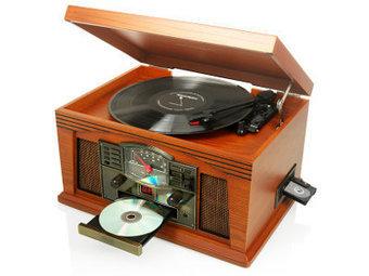 Ricatech RMC200 Puinen musiikkikeskus (LP, CD, Cassette, Radio) - Konerauta.fi | Konerauta Verkkokauppa | Scoop.it