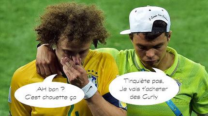 #BREALL #CDM2014 Les réactions après match sont parfois étonnantes (avec curly…   Humour et pub détounée   Scoop.it