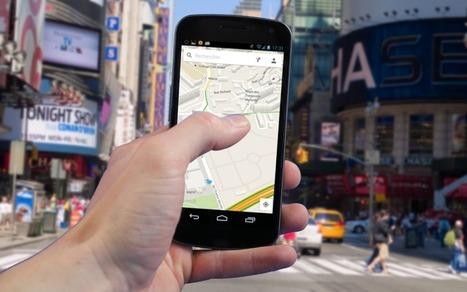 Tutoriel : Retrouver ses marques sur la nouvelle version de Maps | CRAW | Scoop.it
