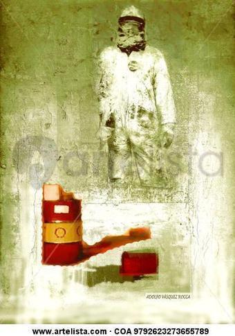 LIQUIDADORES DE CHERNOBYL - El frágil respiro de los muertos II Adolfo Vásquez Rocca - Artelista.com | ADOLFO VÁSQUEZ ROCCA | Scoop.it