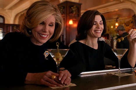 The Good Wifes Christine Baranski on Life After Will Gardners Death - Daily Beast | Best Babies Laughing Video | Scoop.it